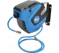 BGS Druckluftschlauch mit automatischem Aufroller, 10 m