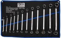BGS Doppelringschlüssel-Satz, 6-7-30-32mm 12-tlg.