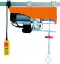 Elektrische Seilwinde, 100 kg