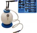 BGS Getriebeöl-Befüllgerät mit Handpumpe, 7 Liter, mit 8 Adapter