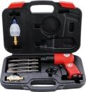 Kraftmann Druckluft-Meißelhammer mit Werkzeugsatz  8-tlg.