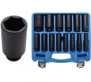 BGS 1/2 Kraft-Steckschlüsseleinsätze tief 10-32mm 14-tlg.