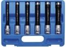 BGS 1/2 Kraft-Steckschlüssel-Einsatz-Satz E-Profil extra lang E10-E20 6-tlg.